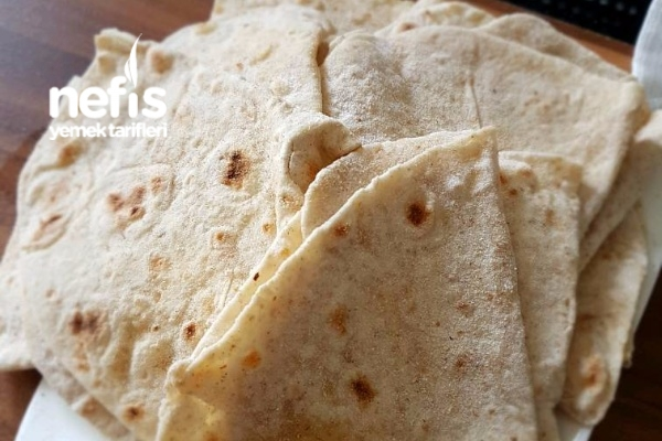 Chapattis (Hint Ekmeği)