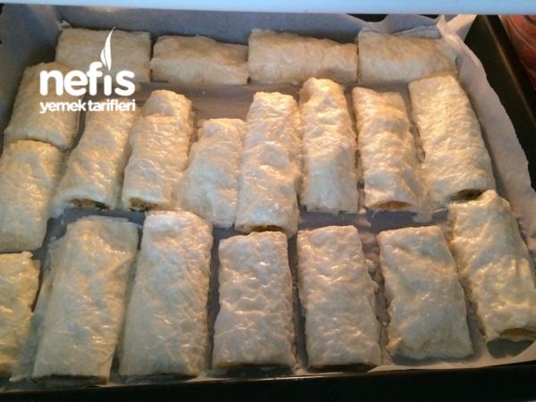 Leyla'nın Nefis Patatesli Böreği