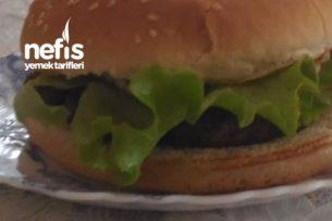 Ev Yapımı Nefis Hamburger Tarifi