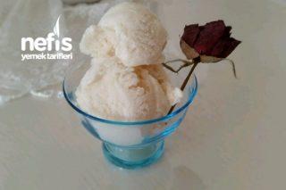 Sütlü Salepli Dondurma ( Maraş Dondurması Tadında) Tarifi