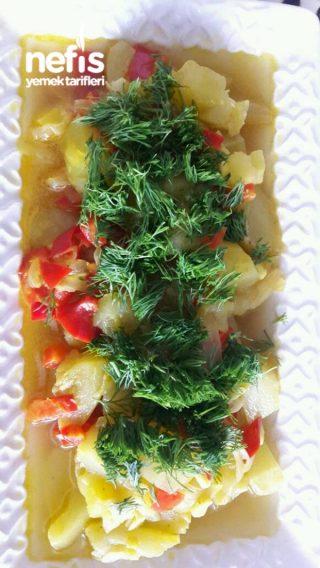 Zeytinyağlı Sakız Kabak