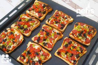 Kolay Pizza Tarifi Videolu