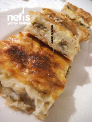 Pratik Ve Lezzetli Peynirli Börek