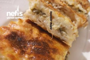 Pratik Ve Lezzetli Peynirli Börek Tarifi