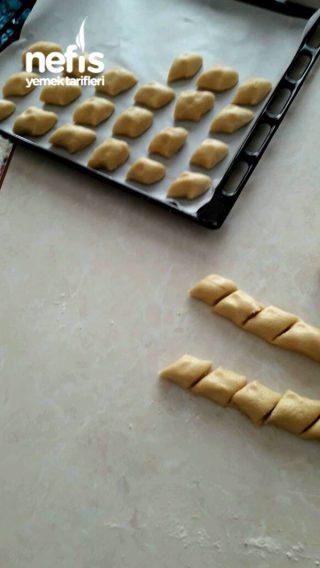Tuzlu Kurabıye(gercek Pastane Kurabiyesi..tam Ölçü)