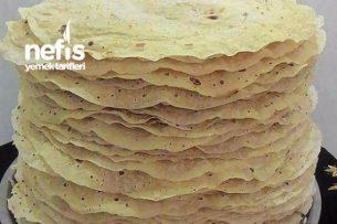 Antep Usulü Yufka Ekmeği Tarifi
