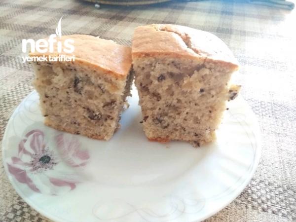 Cevizli Kek (çocuklar İçin Kahvaltı)