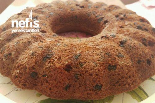 Cevizli Tarçınlı Çikolatalı Kek Tarifi