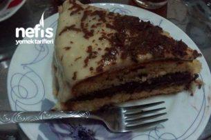 Çikolatalı Muzlu Enfes Pasta Tarifi