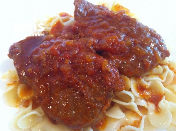Domatesli/salçalı Biftek