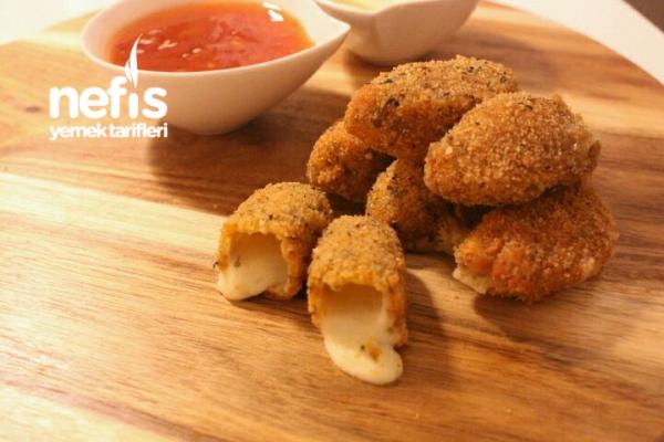 Mozzarella Sticks ( Bayilacaksiniz)
