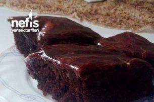 Çikolata Sosu Kek Tarifi