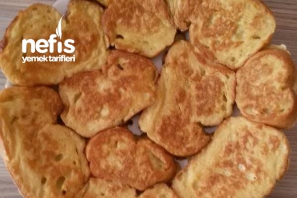 Kahvaltılık Yumurtalı Ekmek Kızartması Tarifi