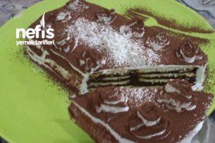 Bisküvi Pastası (Şemse Nur Usulü) Tarifi