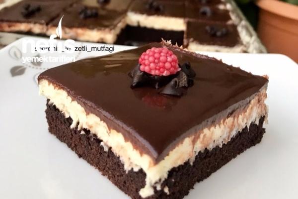 Brownie Pasta (Lezzeti Garanti ) Tarifi
