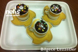 Tencerede Fincan Kek (sütlü Kek) Tarifi
