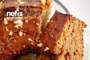 İlave Yağsız-Şekersiz Tahin Pekmezli Kek Tarifi
