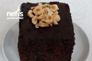 Çikolata Ve Süt Soslu Kakaolu Kek Tarifi