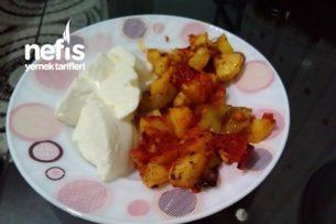 Patatesli Fırında Yemek Tarifi