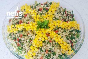 Mis Gibi Buğday Salatası Tarifi
