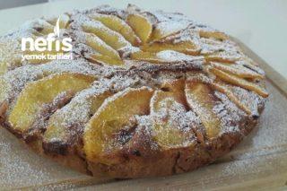 Tarçınlı Şeftalili Kek Tarifi