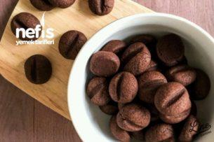 Kahve Çekirdeği Kurabiye (Glutensiz) Tarifi