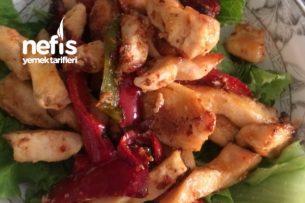 Diet Salad Tarifi