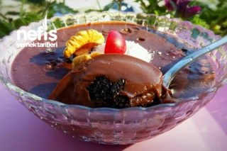 Çikolatalı Pasta Tadında Pratik Kuplar Tarifi