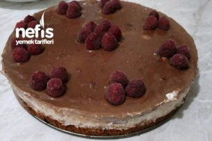 3 Katlı Çikolatalı Kremalı Pasta Tarifi