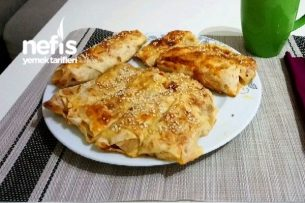 Hanişenin Nefis Paçanga Böreği Tarifi