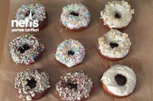 Renkli Donutlar Tarifi