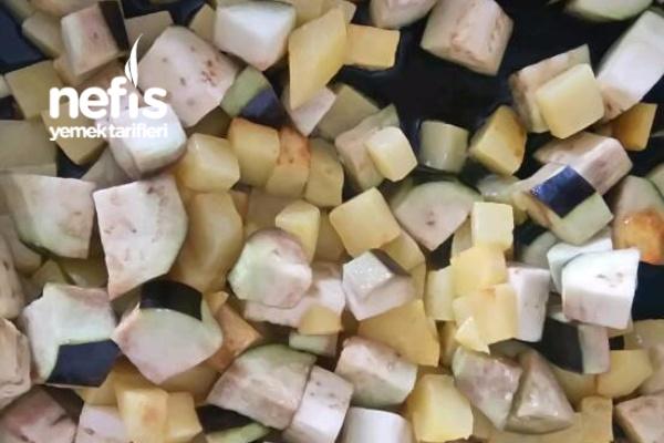 Tavuklu Patatesli Sultan Kebabı