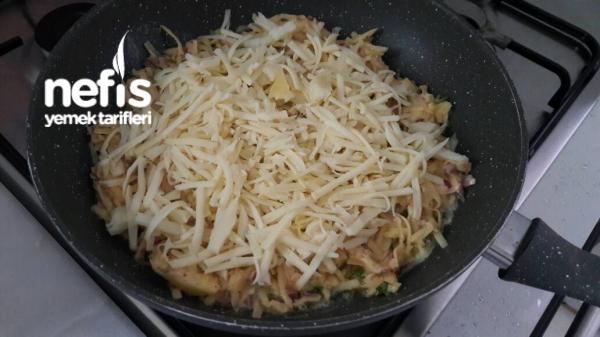 Kahvaltilik Patates Böreği