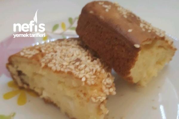 Susamlı Pofuduk Kek Nefis Yemek Tarifleri