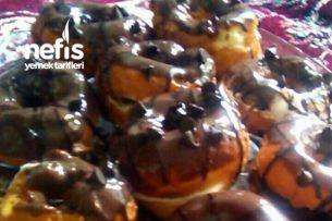 Enfes Tatlı Donut (Resimli Anlatım) Tarifi