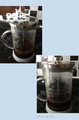 Filtre Kahve (French Press Coffee)