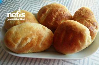 Yumuşak Sütlü Ekmekcikler Tarifi