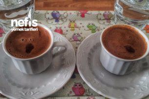 Nutella Türk Kahvesi Tarifi