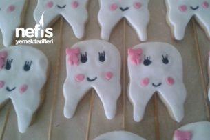 Şeker Hamurlu Diş Kurabiyesi Tarifi