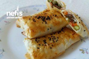 Talaş Böreği ( Çıtır Çıtır ) Tarifi