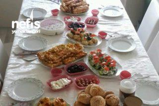 Misafirlere Kahvaltım Tam Notla Tarifi