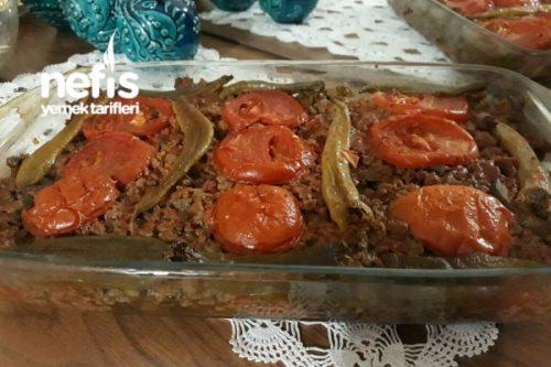 Fırında Patlıcan Musakka Kızartmadan Videosu