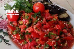 Salamura Salatası Tarifi