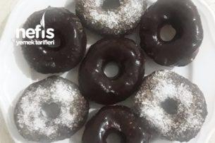Ev Yapımı Basit Donut Tarifi
