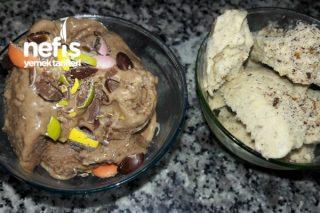 Evde Dondurma (Yiyemeden Kararan Muzlardan) Tarifi
