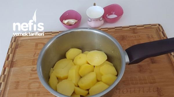 Patates Pureli Canak Kofte Tarifi
