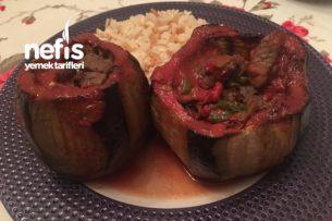 Patlıcan İçi Kebap Tarifi