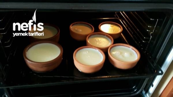 Lokanta Usülü Fırın Sütlaç