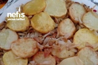 Patatesli Erişte Tarifi