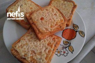 Pratik Kahvaltılık Ekmek Dilimleri Tarifi